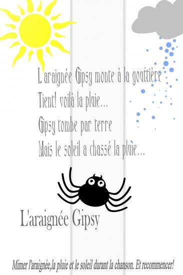 L araignee gipsy