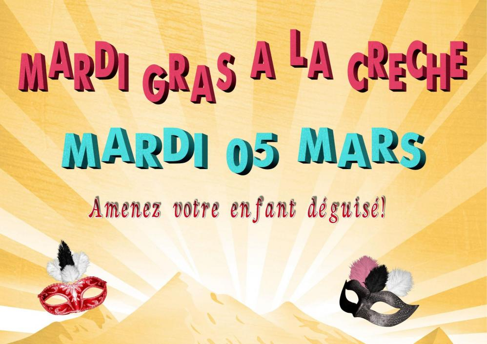 Mardi gras 2019