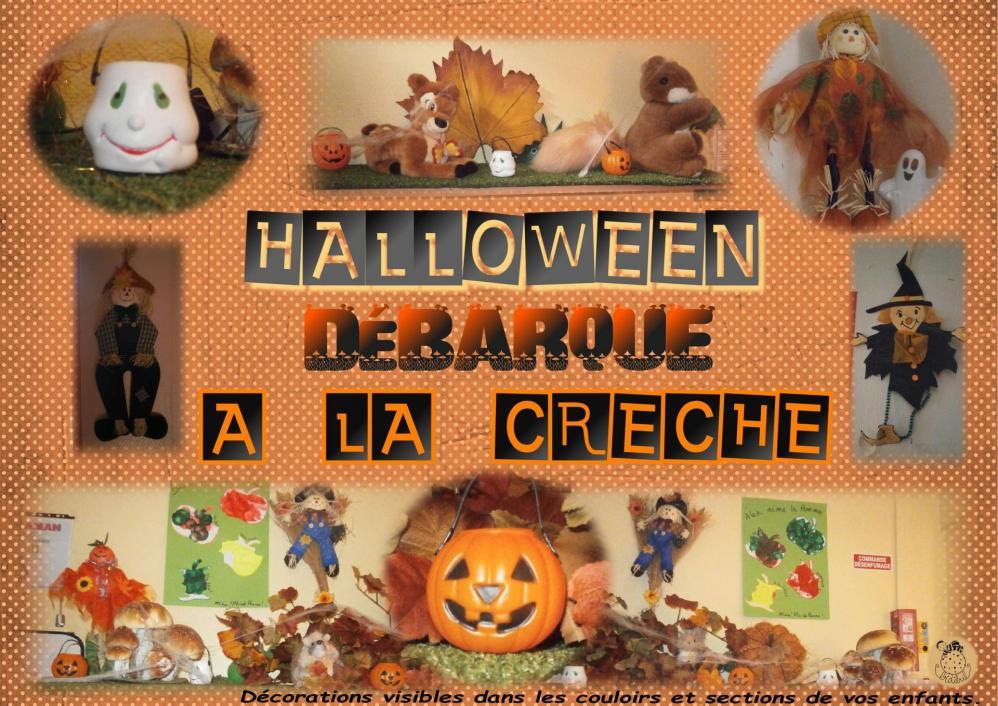 Montages halloween facebook